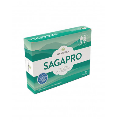 sagapro 30 comprimes