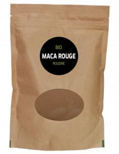 Maca Rouge Bio en Poudre libido - 250g