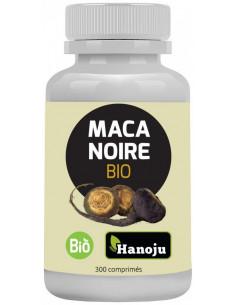 Maca Noire du Pérou Bio comprimés