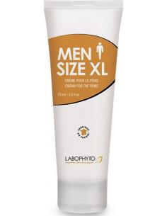 MenSize XL crème pour le...