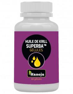 huile de krill superba 60 gélules