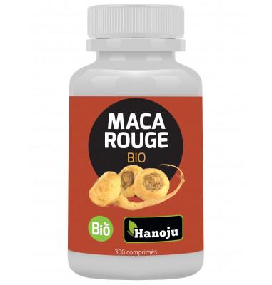 Maca Rouge Bio prostate comprimés