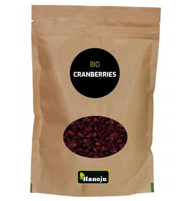 baies de cranberry bio séchées 500g